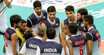 Asian U-23 Volleyball: India defeat Pak to enter final