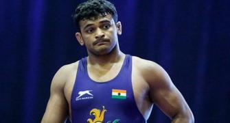 Wrestling Worlds: Deepak Punia qualifies for Tokyo