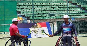'I am an auto driver, now I am also a tennis player'
