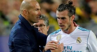 What Zidane said to Bale before departure