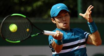 Lee first deaf player to win an ATP main draw match