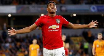 Martial starts to evolve but United lacking creativity