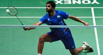 How shuttler Praneeth is prepping for Tokyo Olympics