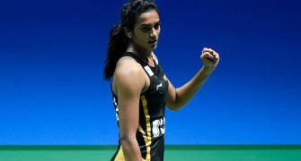 Turning point of PV Sindhu's career