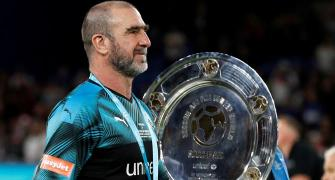 'King' Cantona inducted into EPL Hall of Fame