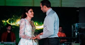 Sania Mirza's sister's modern-day Cinderella moment!