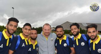 Real Kashmir FC boss: 'This is not new to us'