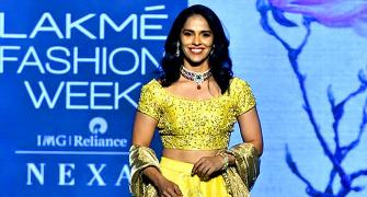 Saina or Sindhu: Vote for the hottest showstopper
