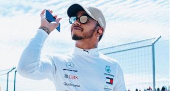 F1: Hamilton hungry for more with new Mercedes