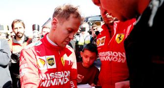 In his fifth year at Ferrari, can Vettel do a Schumi?