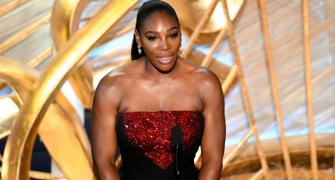 Don't miss! Serena Williams gives inspiring speech at Oscars