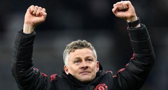 Solskjaer named Manchester United manager