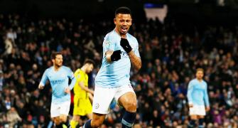 Why City striker Jesus 'wanted to shoot myself'