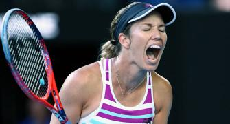 Australian Open run was no 'fluke', says Collins