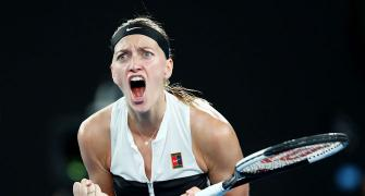 Kvitova doubted she would ever play a Slam final again