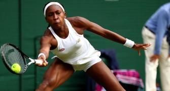 Wimbledon: School girl eclipses Venus to steal limelight