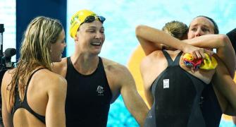 'Sexual harassment', doping rocks swim championships