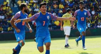 India beat Thailand to give Stimac first win in charge