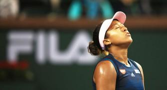 What's wrong with Naomi Osaka?