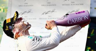 Australian F1 GP Pix: Mercedes' Bottas wins season opener