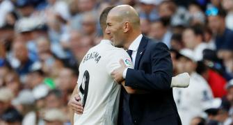 La Liga: 'Happiness is back for Real with Zidane return'
