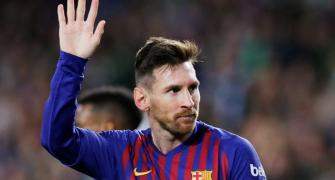 Messi on his way out of Barca?