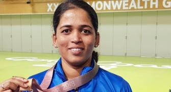 Tejaswini bags India's 12th Olympic quota in shooting