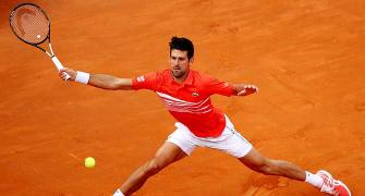 'Nole favourite for French Open on slowish claycourt'