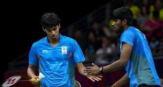 China Open: Satwik-Chirag lose in semis to end campaign