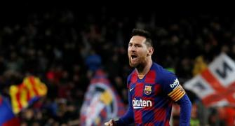 Price tag keeps Messi out of Liverpool's reach