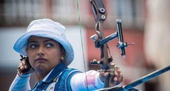 India archers face tough task to qualify for Games