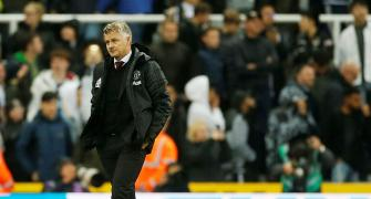 Solskjaer admits 'hurt' over Liverpool title triumph