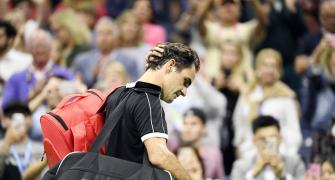 Another heartbreak as Federer fritters away advantage