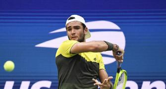 Pasta-loving Berrettini hungry for US Open success
