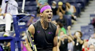 Nadal fights off Schwartzman to enter US Open semis