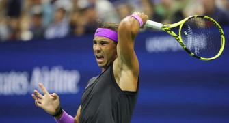 US Open: Rafa faces Italian barrel Berrettini in semis