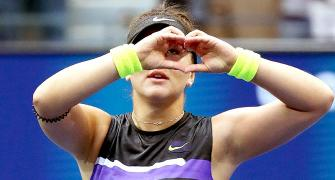 How Canadians are celebrating Andreescu's historic win