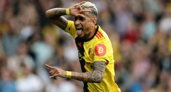 EPL PIX: Watford rally to draw against Arsenal