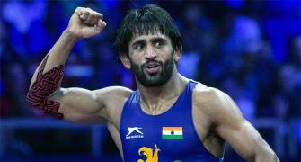 I want to come back with a medal: Bajrang Punia