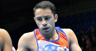 History-maker Panghal eyes gold at World Championships