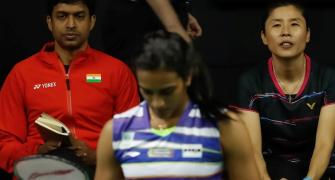 Shock as Sindhu's coach resigns for personal reason