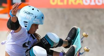 Skateboarders to use Olympic delay to boost support