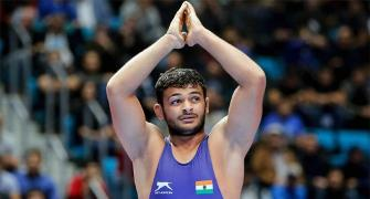 Wrestler Deepak Punia, two others COVID-19 positive
