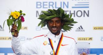 Sports Shorts: Bekele wins Berlin marathon