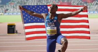 Coleman 'not ready to replace' Bolt