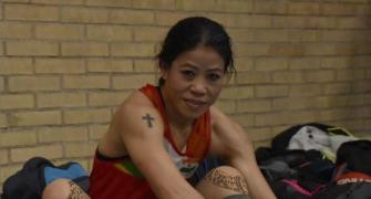 Mary Kom spells out her mantra for success