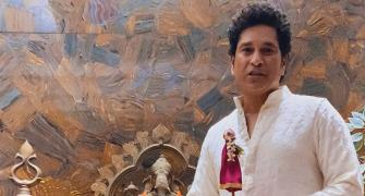 We can't let our guard down after April 14: Tendulkar