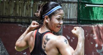 Mary Kom 'favourite' to win Asian Boxing Championships