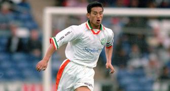 Legend Bhutia on how to be a top football striker