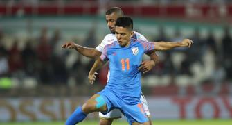 Chhetri voted Asian Cup's favourite player by fans